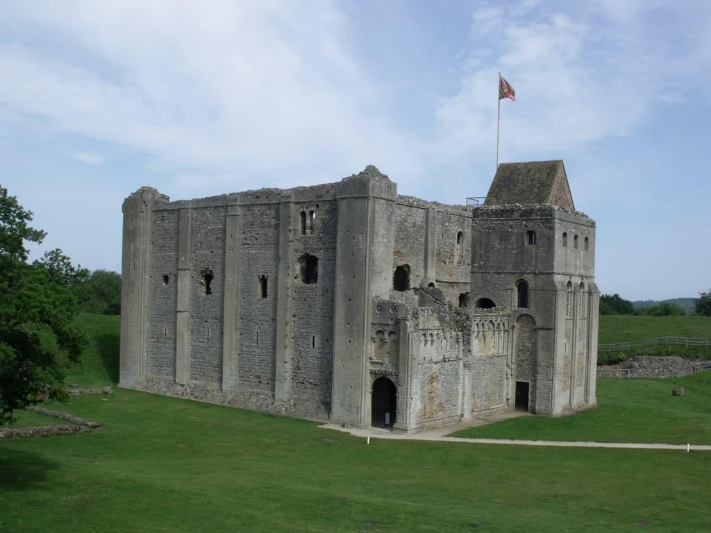 Castle Rising, Norfolk