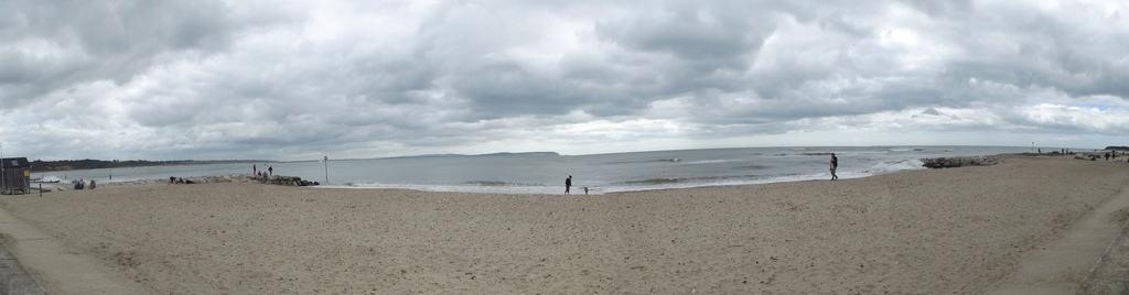 avon beach christchurch photo