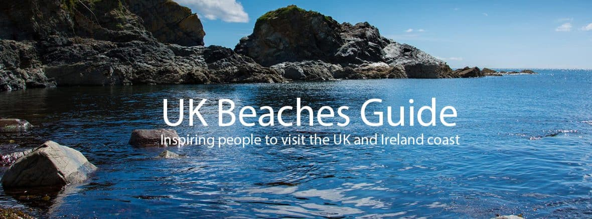 UK Beaches Guide inspiring people to visit the coast
