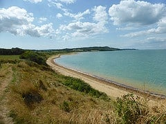isle of wight coastal path photo