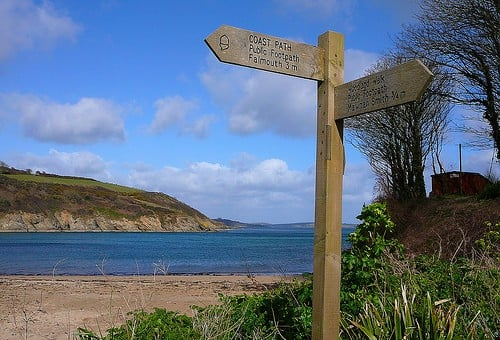 England Coastal Footpaths