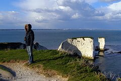 bournemouth coast path photo