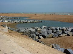 suffolk coast path photo