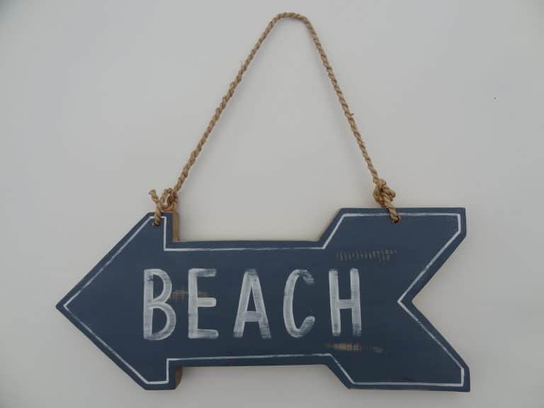 Nearest beach to me