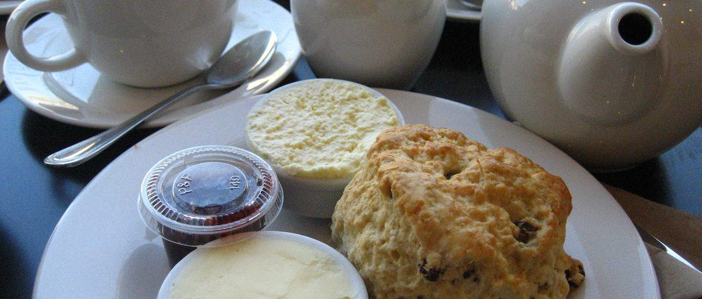 The British Cream Tea