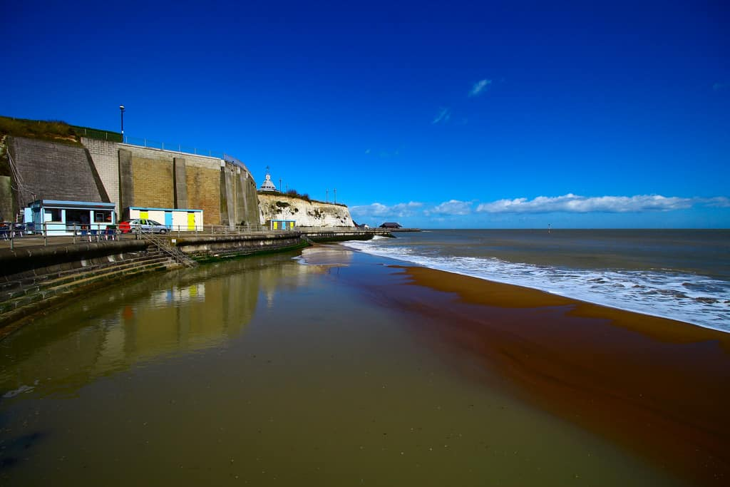 Louisa bay broadstairs photo