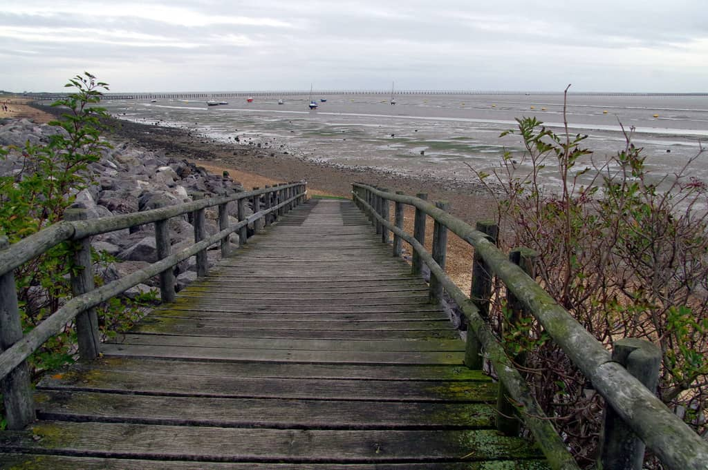 Shoebury beach photo