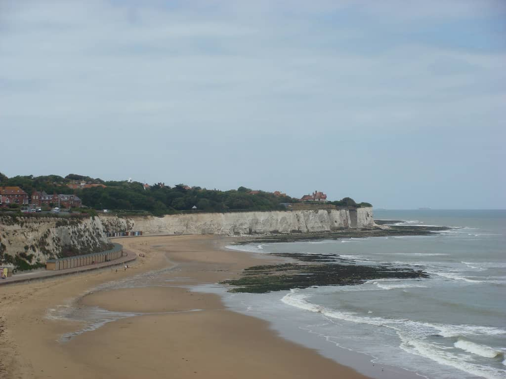 stone bay broadstairs photo