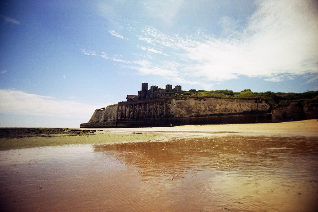 kingsgate bay broadstairs photo