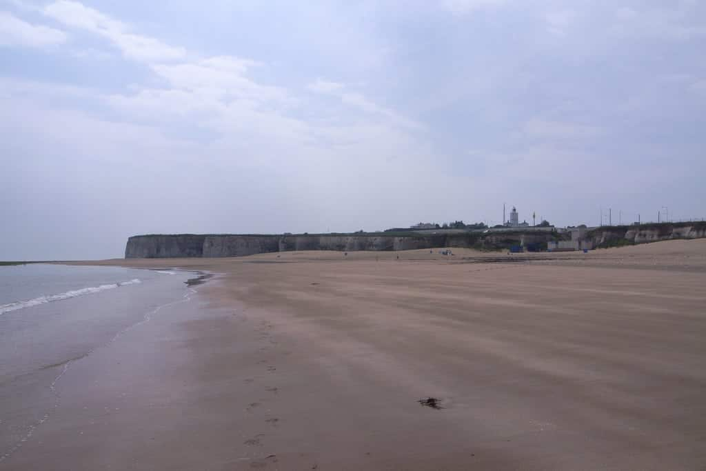 joss bay broadstairs photo
