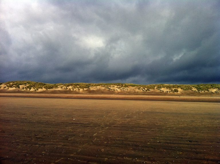 Bike Route from Rye to Camber Sands