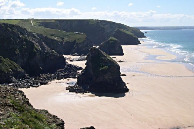 Bedruthan Steps © Tony Atkin