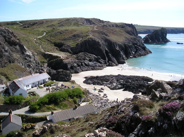 Kynance Cove © Michael Heavey