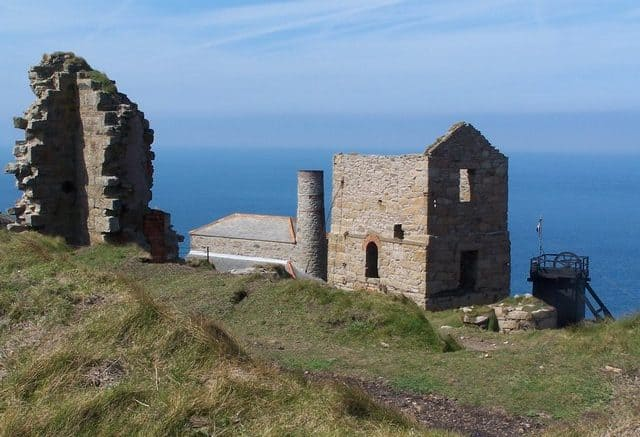 Levant Mine, Cornwall