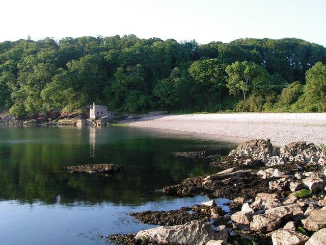 Elberry Cove beach, Paignton, Devon