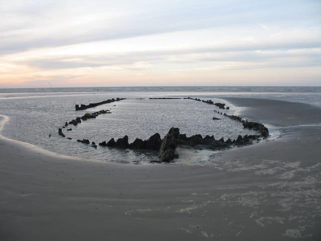 Bulverhythe-beach