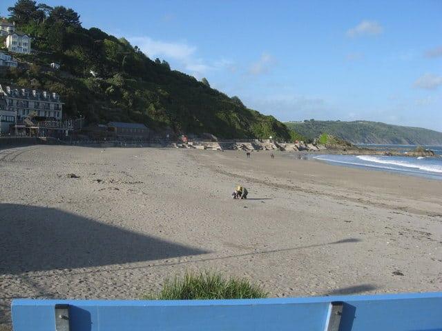 Looe-beach