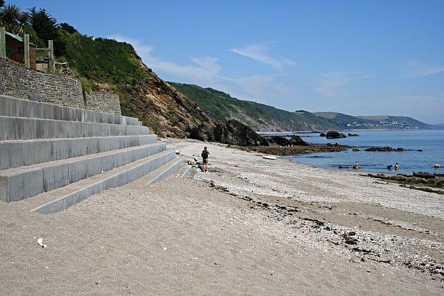 Plaidy-beach
