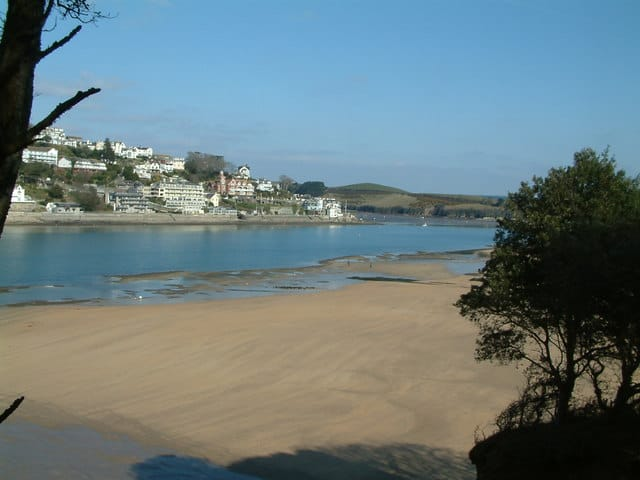 Mill Bay beach, Salcombe, Devon