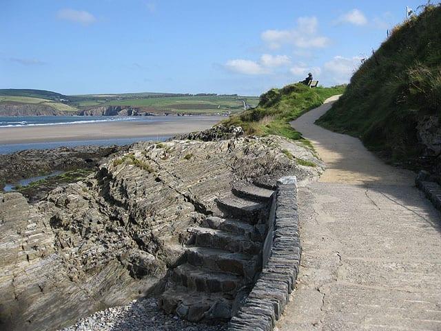 Parrog beach, Newport, Pembrokeshire