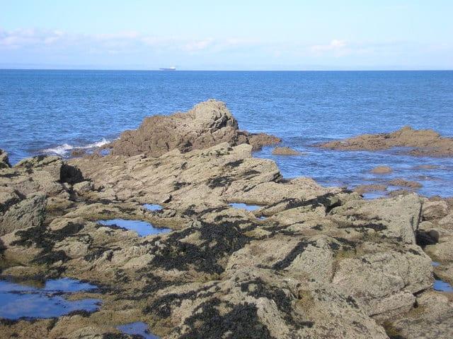 Port Seton beach, Cockensie Port Seton, East Lothian