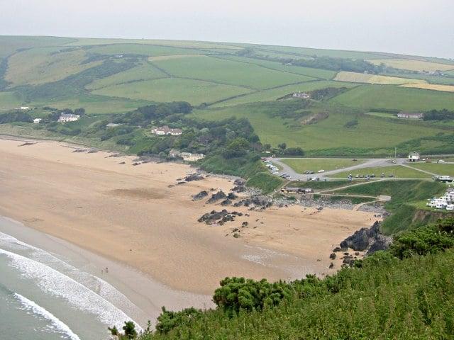 Putsborough-Sands-beach