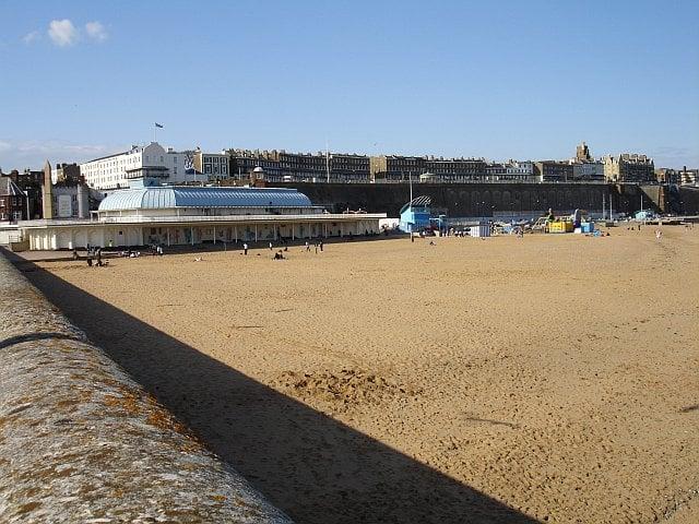 Ramsgate Main Sands beach, Ramsgate, Kent