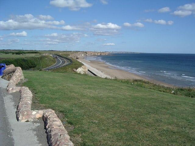 Seaham-beach