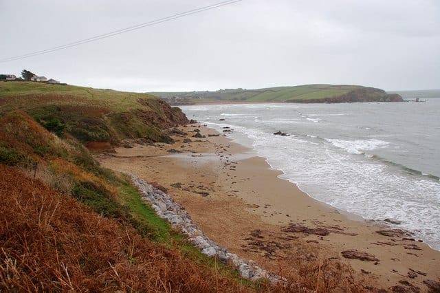 Sedgewell Cove beach, Bigbury-on-Sea, Devon