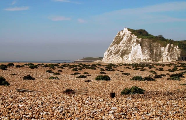 Shakespeare beach, Dover, Kent
