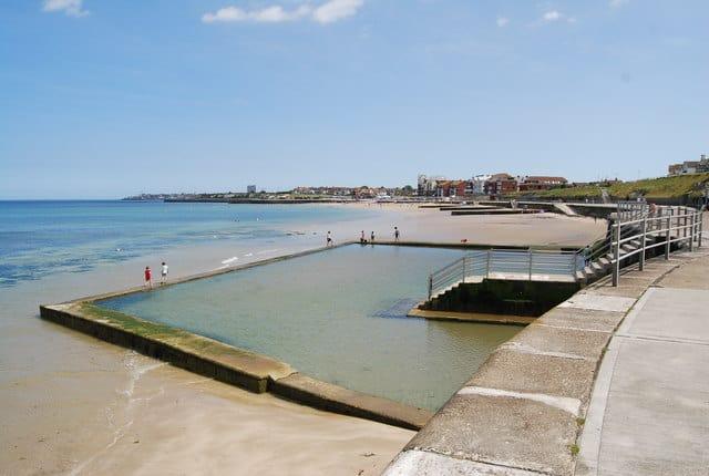 St Mildreds Bay beach, Margate, Kent