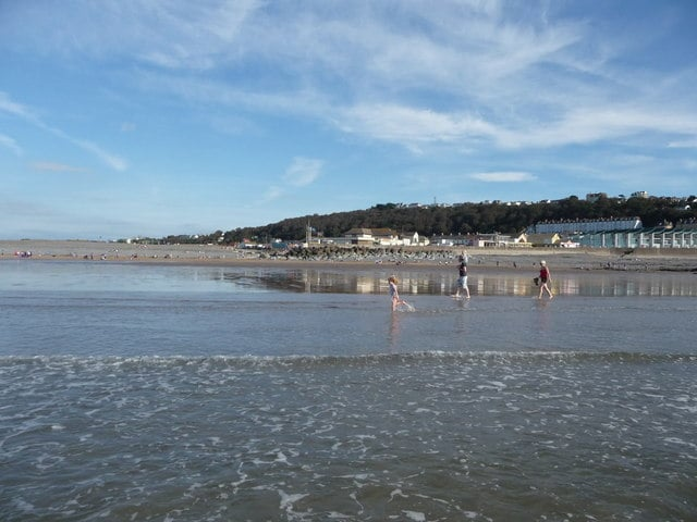 Westward Ho! beach, Bideford, Devon