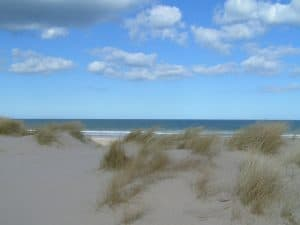 Ross Back Sands Beach