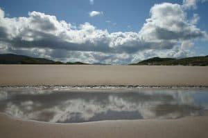 Sandwood Bay Beach