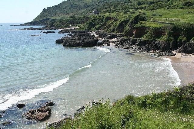 Lannacombe beach, Chivelstone, Devon