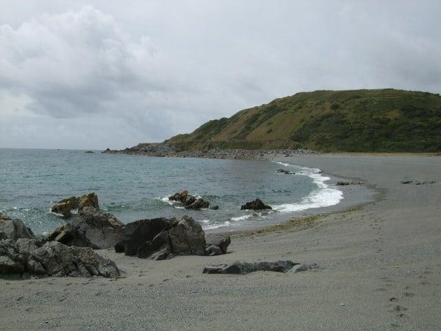 Godrevy and Leggan Coves beach, The Lizard, Cornwall