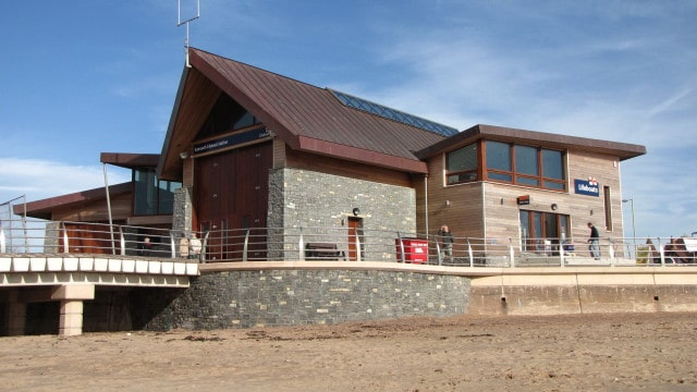 Exmouth lifeboat station, Exmouth, Devon