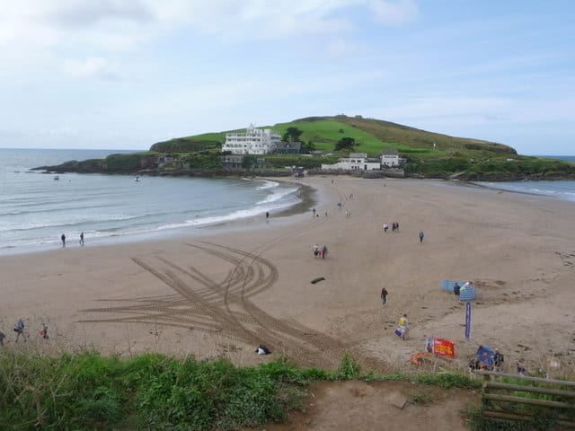 Burgh Island, Bigbury-on-Sea, Devon