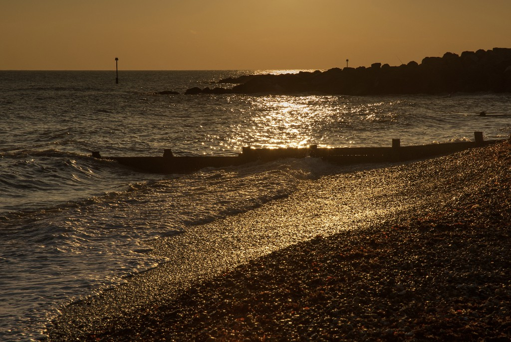 Elmer Sands Beach, Bognor Regis, West Sussex