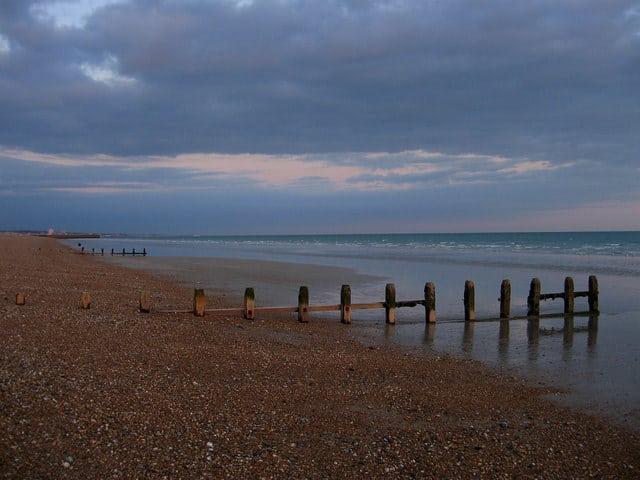 Shoreham beach, Shoreham-by-Sea, West Sussex