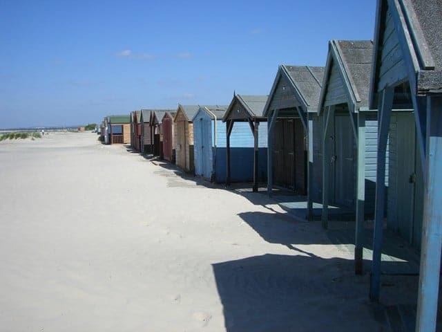 West Wittering beach, Chichester, West Sussex