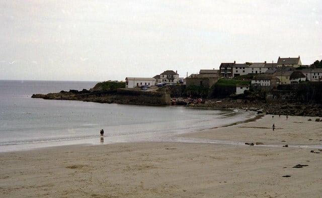 Coverack beach, The Lizard, Cornwall