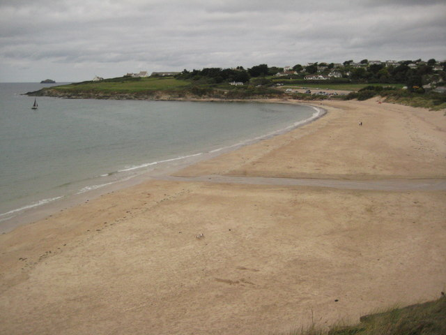 Daymer Bay beach, Padstow, Cornwall