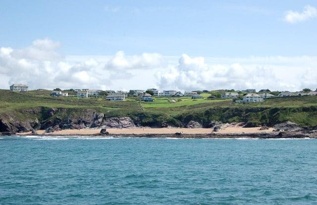 Greenaways beach, Wadebridge, Cornwall