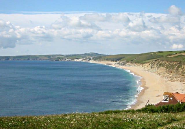 Gunwalloe beach, Helston, Cornwall