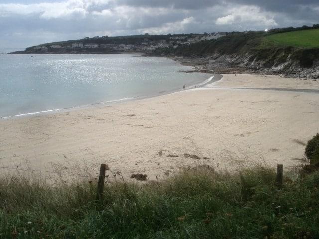 Porthcurnick-beach