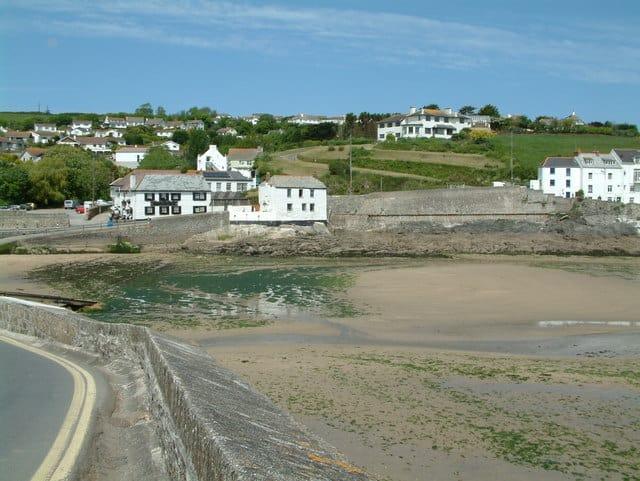 Portmellon-beach