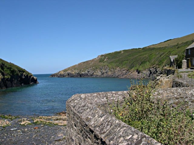 Port Quin beach, Port Isaac, Cornwall