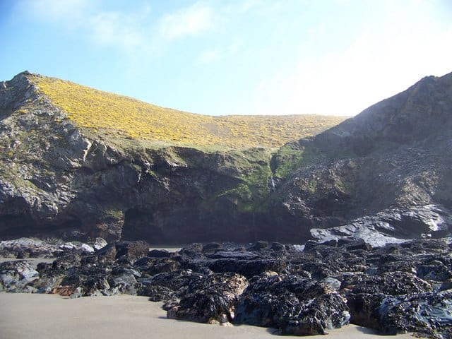 Tregardock beach, Port Isaac, Cornwall