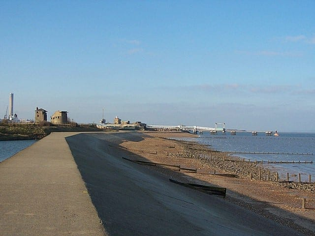 Sheerness Beach Kent Uk Coast Guide
